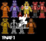FNAF 1/ 8-Bit