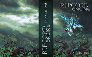 Ripcord Online Book Cover Artwork and design