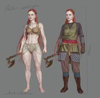 Haldis redesign