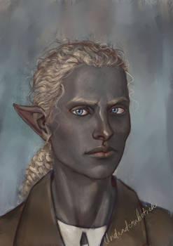 Portrait of Armas