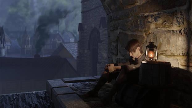 Once upon a smoulder