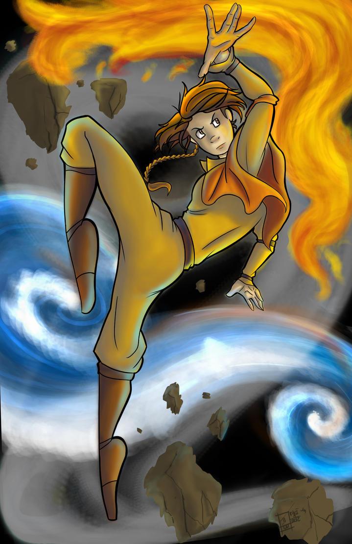 Im the Avatar by LyOrixa