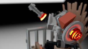 Lego Robot DoF