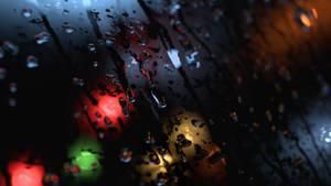 Rainy Windshield by KingRegicon