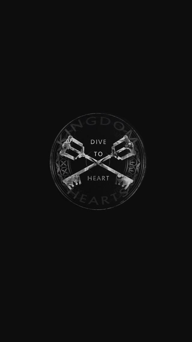 kingdom hearts dive iphone 5 5s wallpaper by varimarthas5