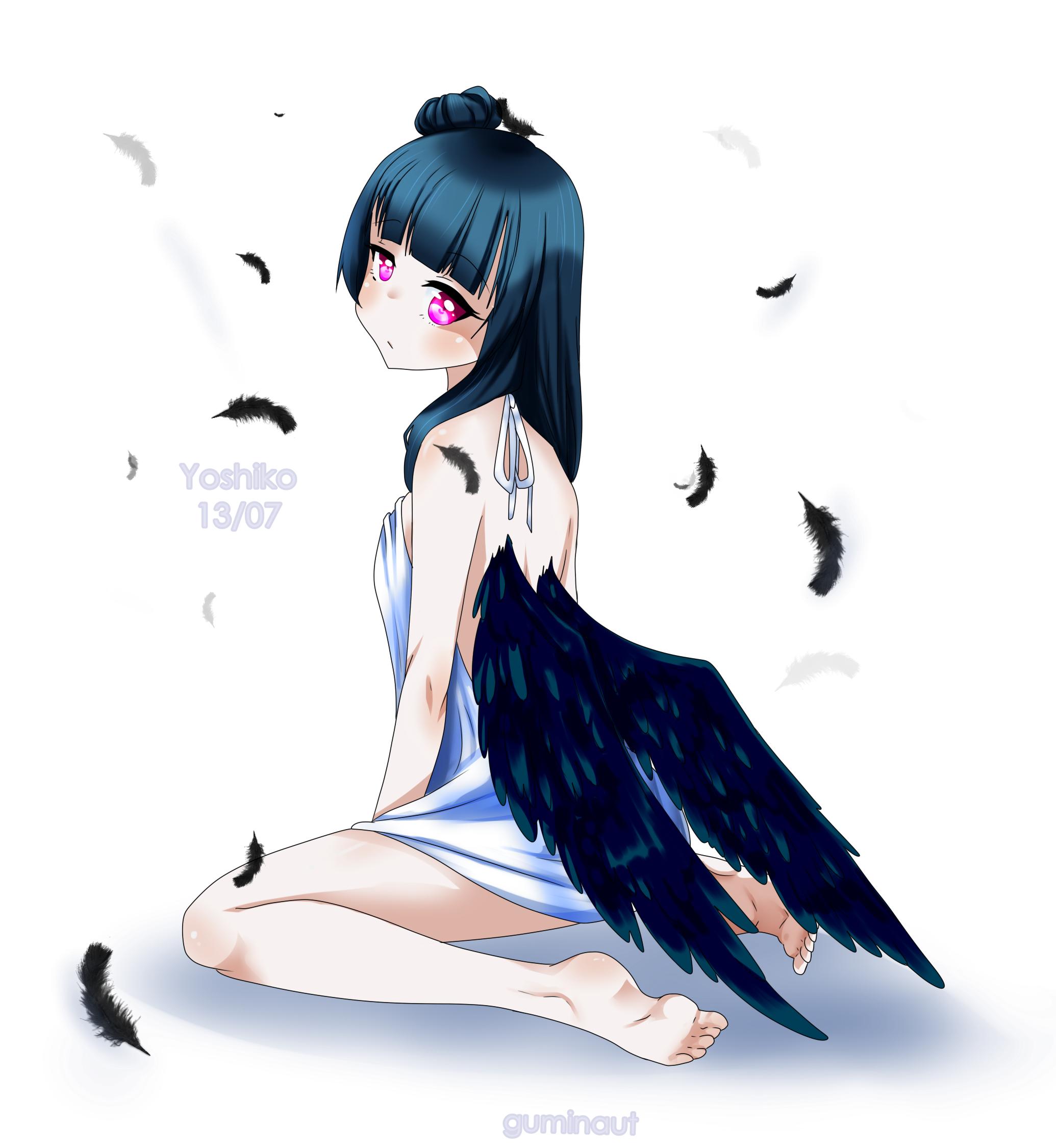 Anime Characters Born On July 9 : Dark angel is born by guminavt on deviantart