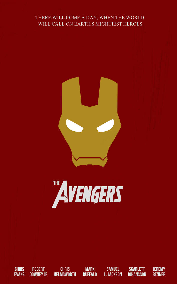 avengers minimal posters ironman by shiftymunky on deviantart. Black Bedroom Furniture Sets. Home Design Ideas