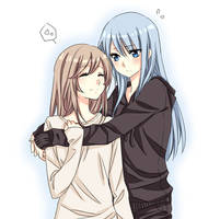 Hug by MyLovelyDevil
