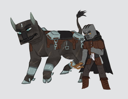Sirius n' Silas