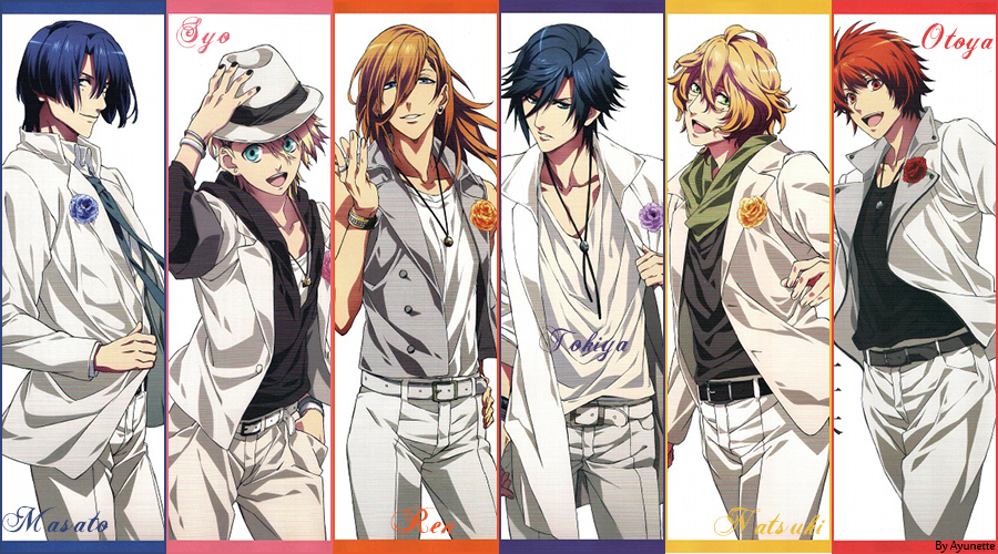 uta no prince sama wallpaper-#3