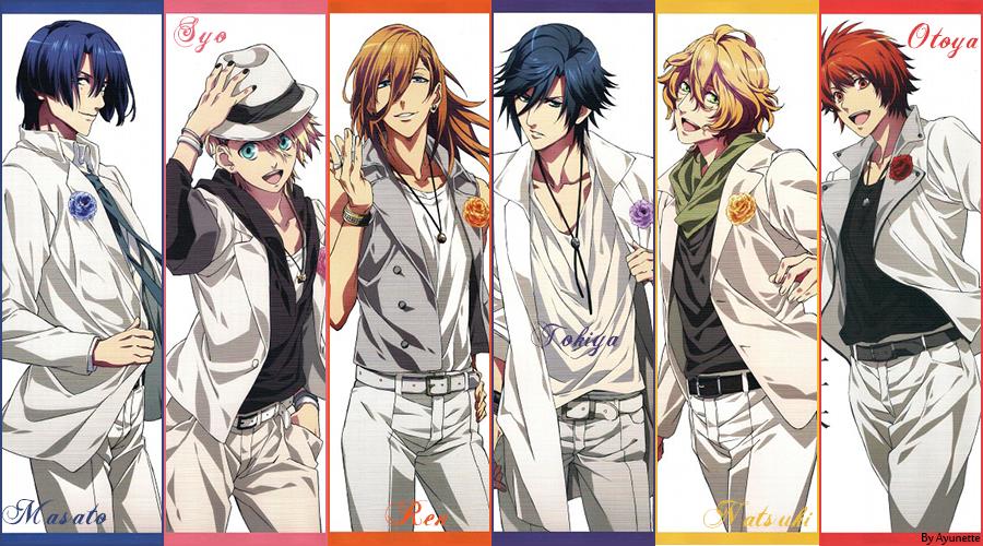 uta no prince sama wallpaper - photo #2