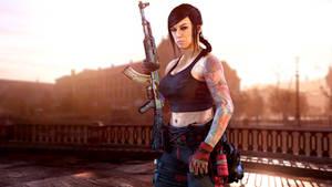 Mara - Death Dealer [Call of Duty: Modern Warfare]