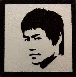 Bruce Lee - Coaster