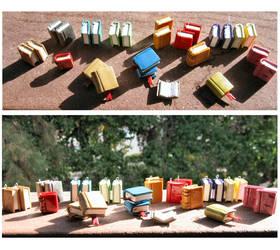 So Many Books... by Fajra