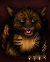 I am more powerful than Starclan by Sinbadghost