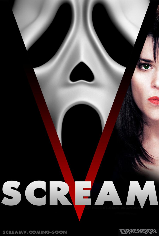Scream 5 Movie Poster Coming Soon by Brandenlee on DeviantArt