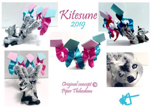Kitesune - Cryptid-Creations