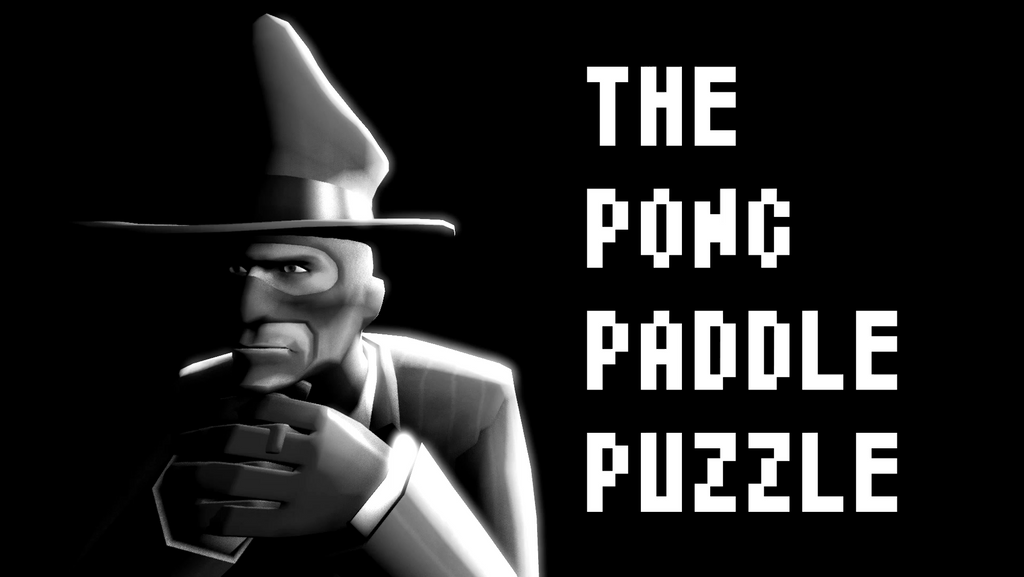 [SFM]: The Pong Paddle Puzzle (Animation) by ata64
