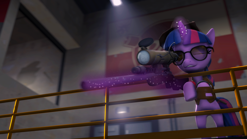 [SFM Ponies]: Wave Goodbye To Your Head Wanker by ata64