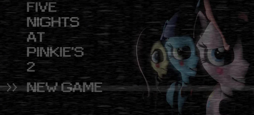 [SFM Ponies]: Five Nights at Pinkie's 2 Animation by ata64