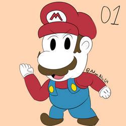 68 Days Til Smash: 01 Mario