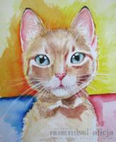 Terror Cat by missi-alicja