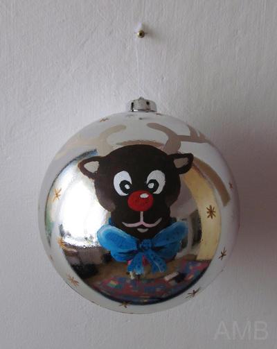 Christmas ornament I by missi-alicja