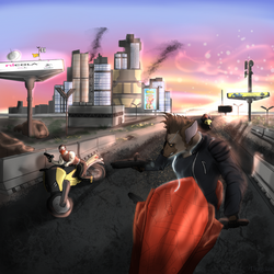 Streetchase by Dragclan
