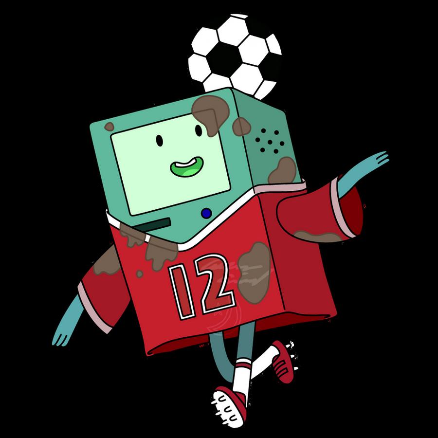Beemo Soccer by Yu-Gi-Ah