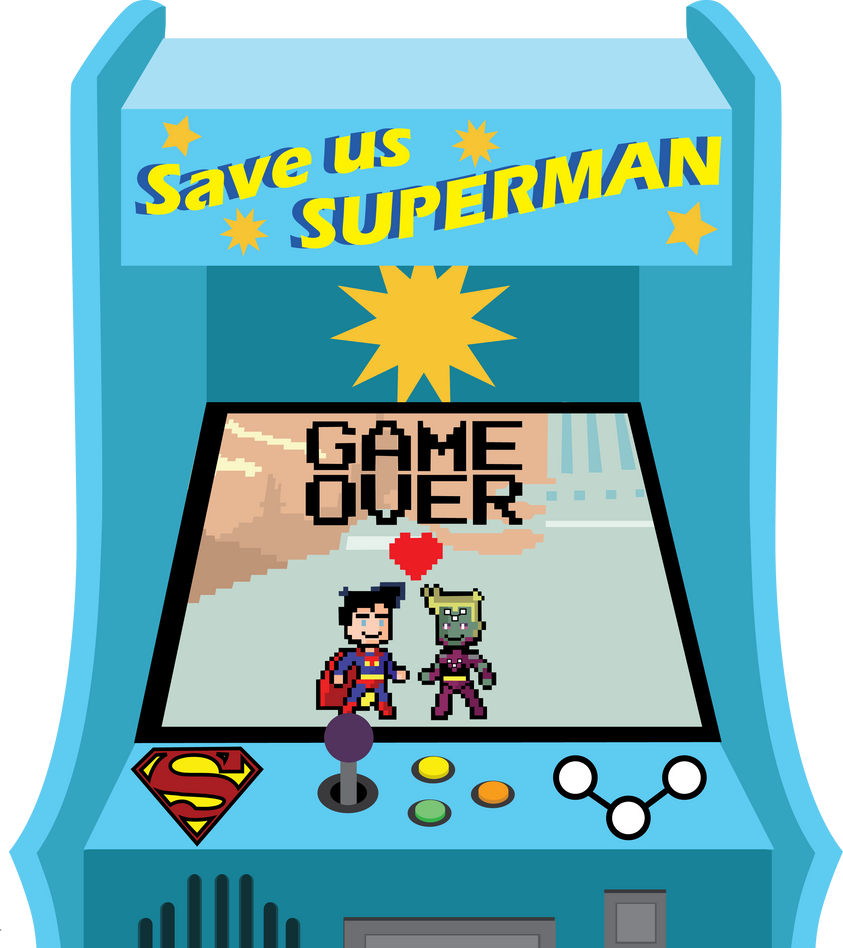 Save Us Superman by Yu-Gi-Ah