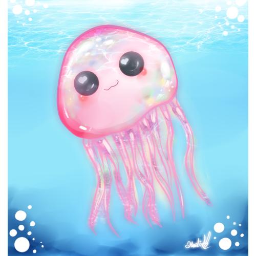Jellyfishy by Hailith