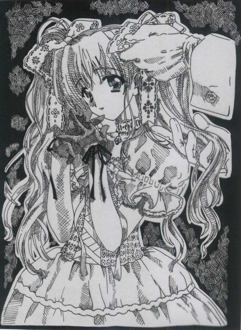 Kawaii Girl by Kill-chan