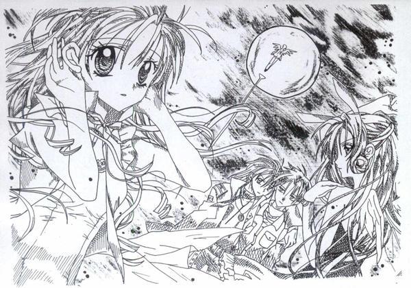 Fullmoon wo Sagashite by Kill-chan