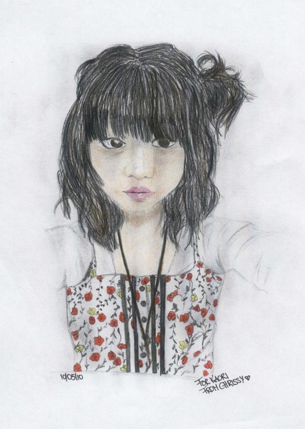 Kaori by Kill-chan