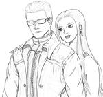 Wesker and Excella