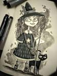 InkTober Day 8