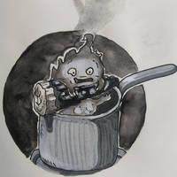 InkTober Day 19: by artifexToils