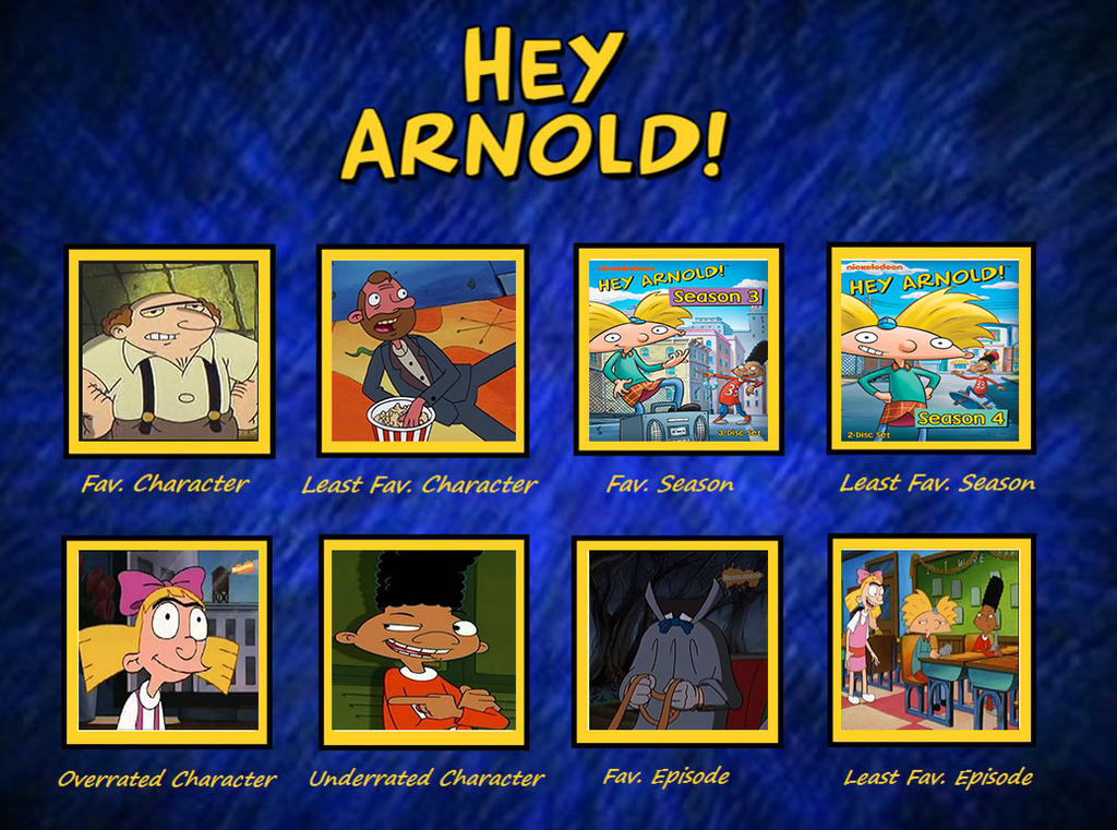 Hey Arnold Controversy Meme by madmitch131 on DeviantArt