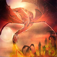Kampf der Elemente - Feuer by ElvensDay