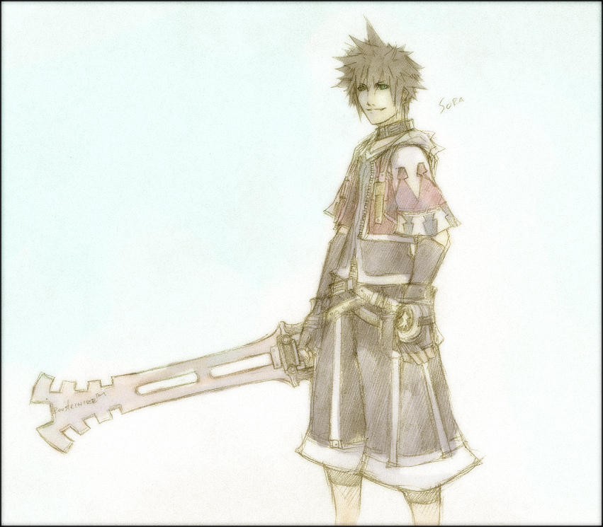 Older Sora by unknown-one