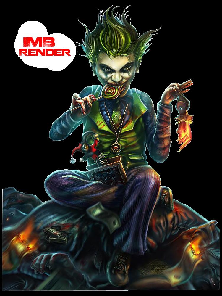 42ª EDICION JDR --[Votaciones]-- Joker_lollipop_render_by_imbsignatures-d6cb0xu