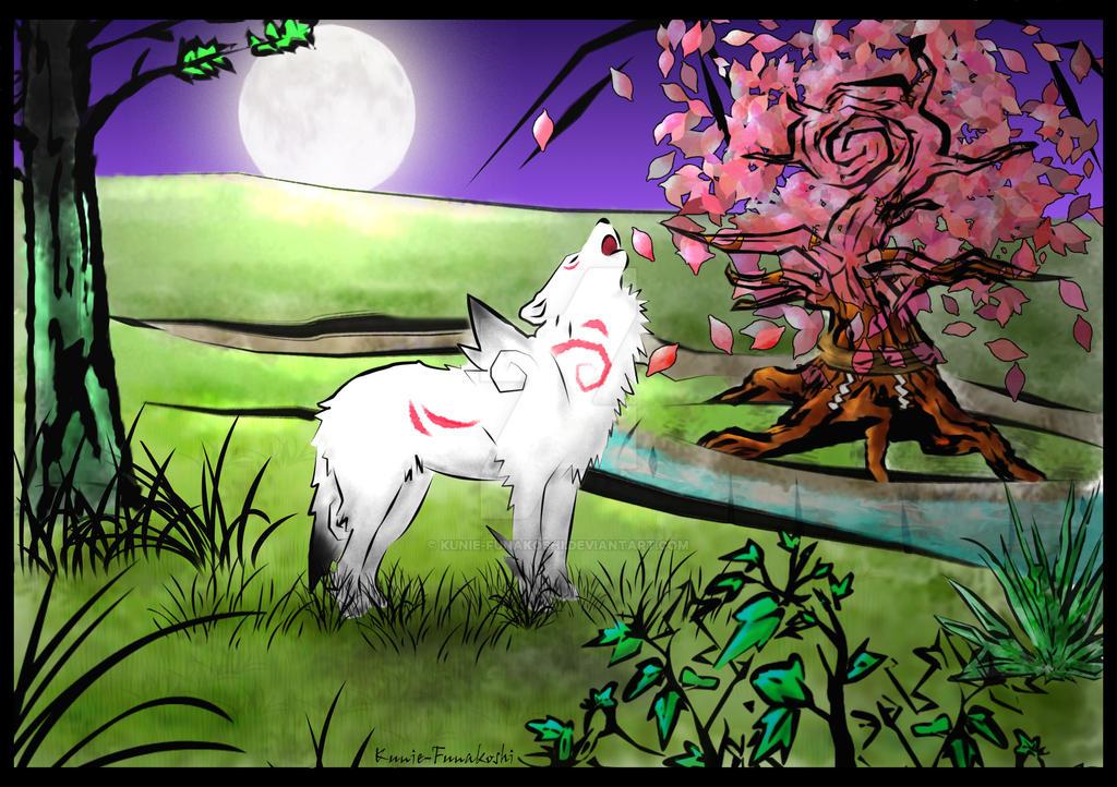 Okami - Holy Howling by Kunie-Funakoshi