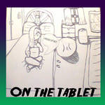 On the tablet by JdigitalArtwork
