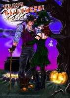 Marvelous Halloween! by k-tiraam