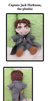 Captain Jack Harkness - the plushie