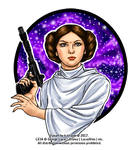 Be with the Force, Princess