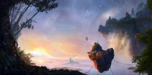 Pandora Afterdark by EyeSeeBlack