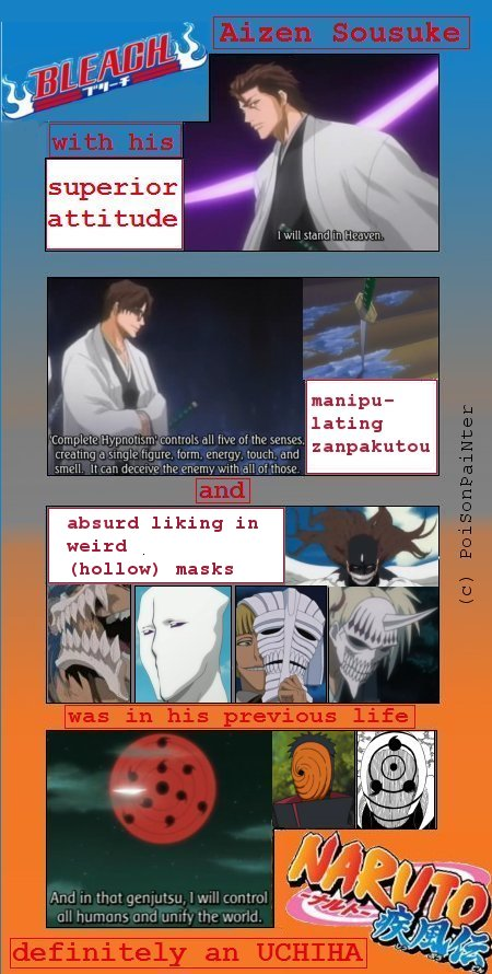 Aizen was... by PoiSonPaiNter