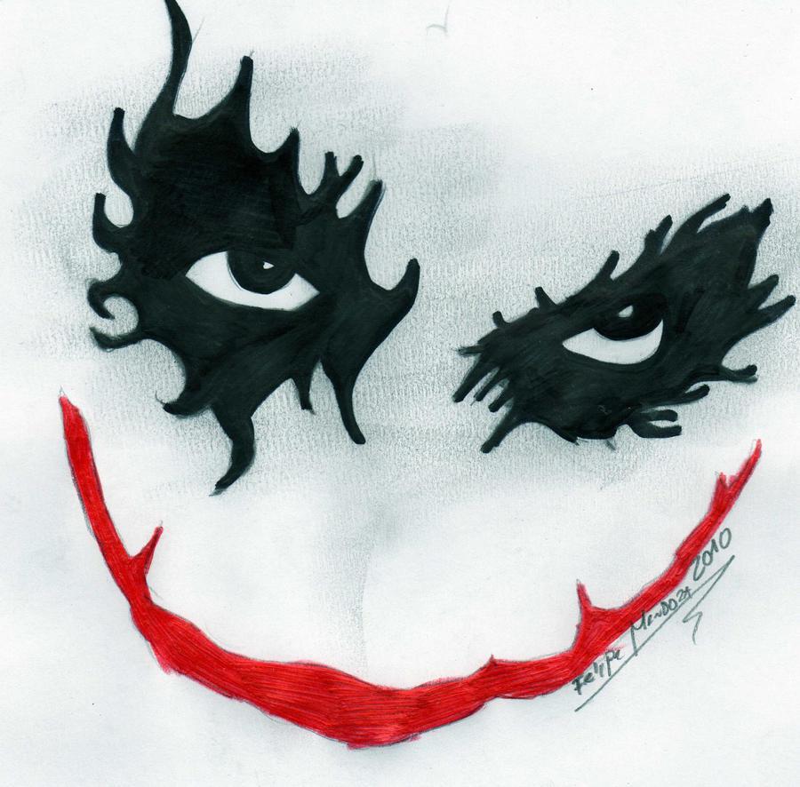 Joker Smile Drawing Joker Joker Smile Png