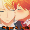 Edgar y Lydia -Earl and Fairy- by Chibilina